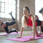 Egzersiz Yapan Kadınlar