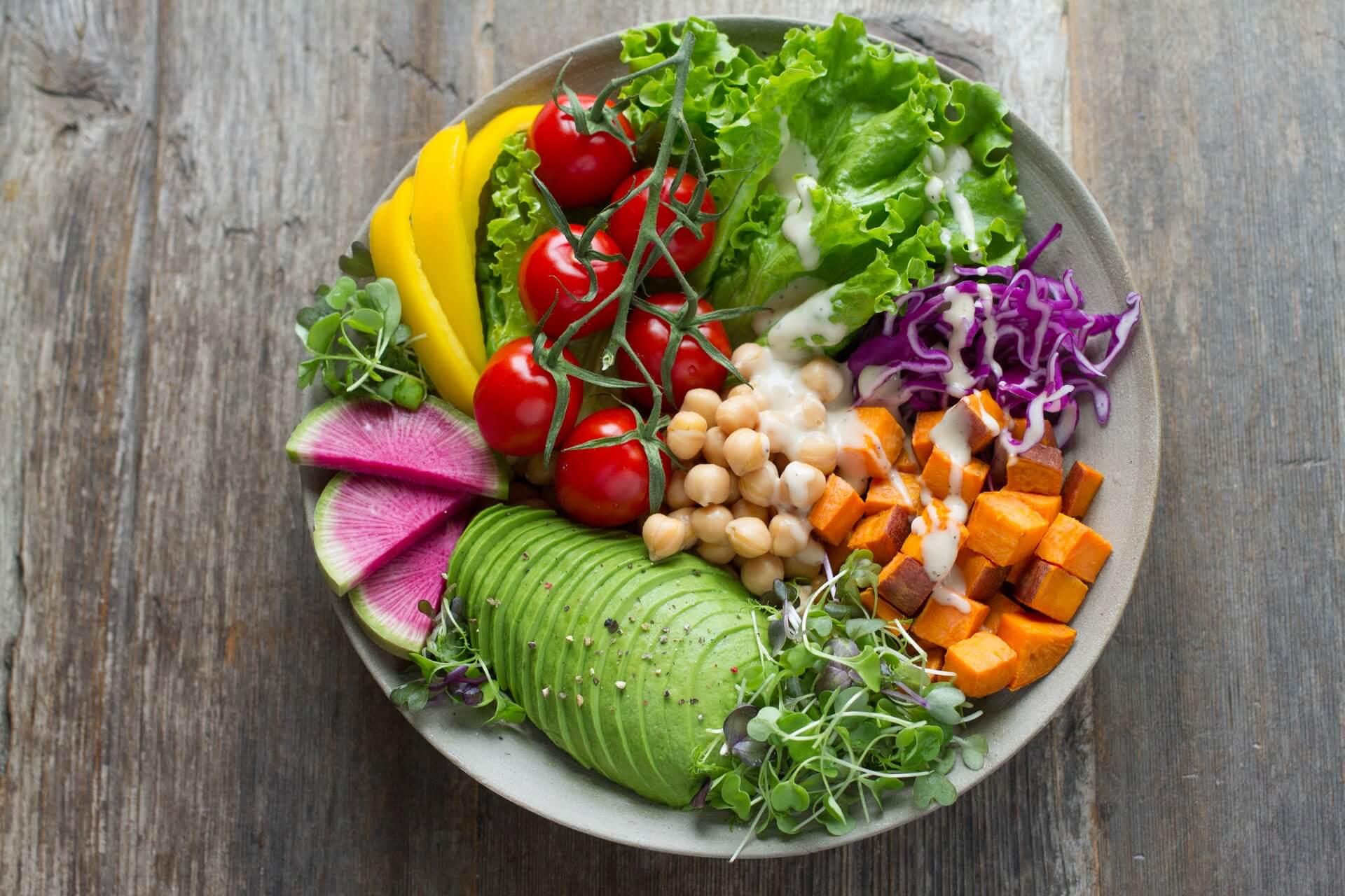 Vegan Salata